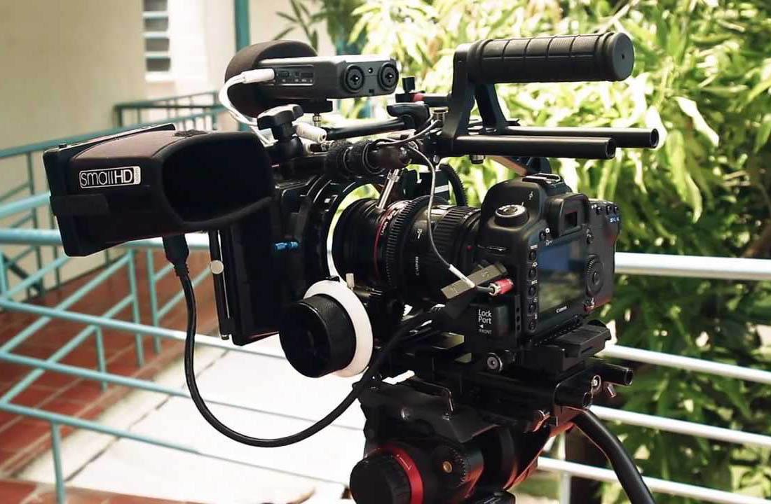 vídeo con DSLR