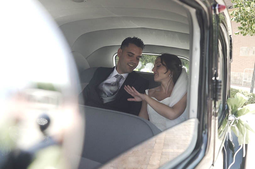 boda en carranque