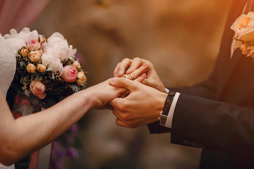 vídeo de boda con historia